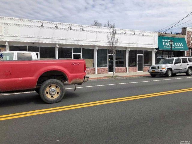 Commercial Property in Center Moriches